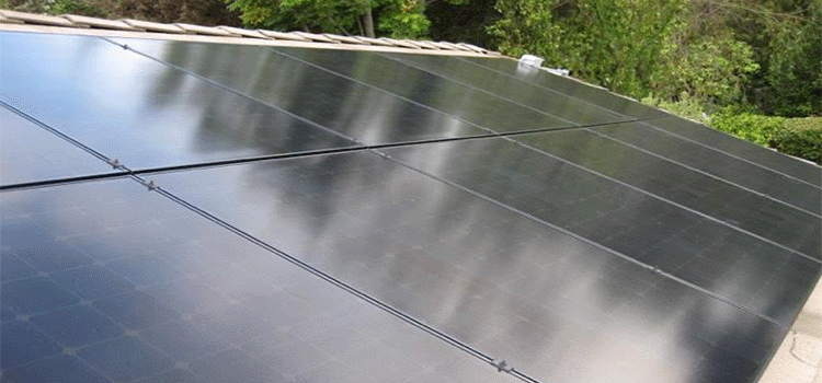 Solar Electric Solar Roof