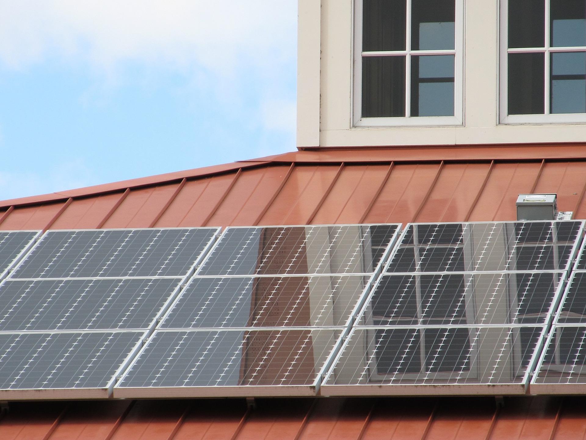 Solar Panels Encino